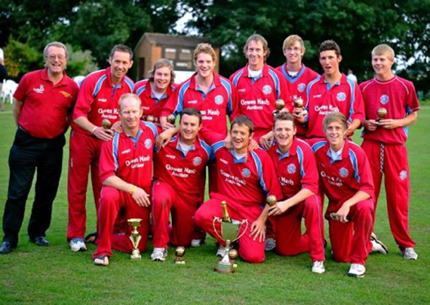 Swardeston Cricket Club | Norfolk Twenty20 Champions 2011