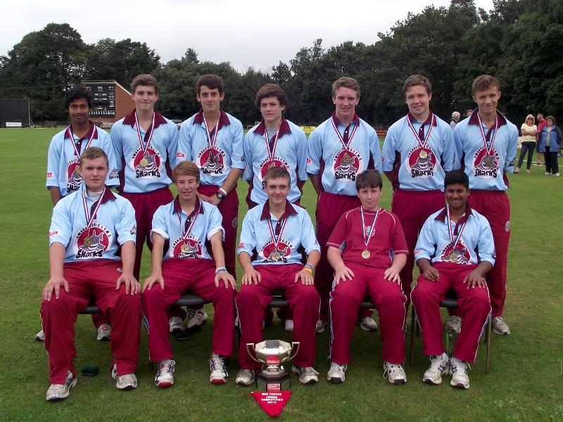U17 Carter Cup Winners