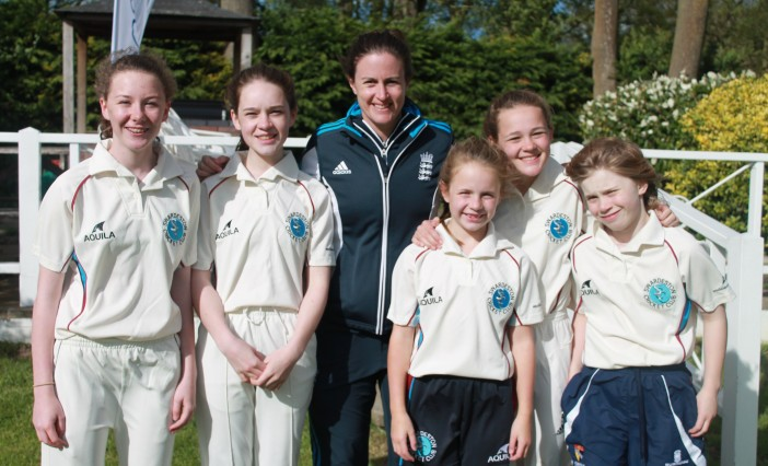 Swardeston-Girls 5th May 2015