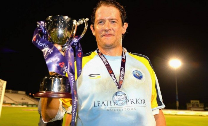 Radio Norwich interviews Mark Thomas on NatWest T20 success
