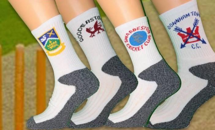 Branded club socks for the 2017 season
