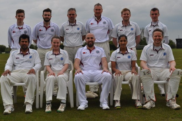 3rd team line up for first match of the 2017 season