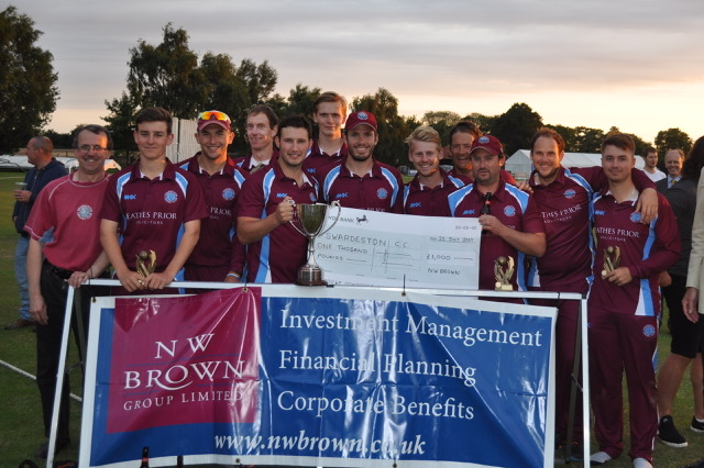 Norfolk T20 victory report and pictures