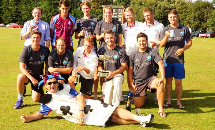 Swardeston dominate with both bat and ball to retain the Carter Cup