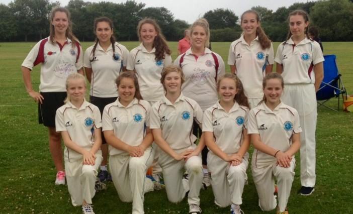 Swardeston are Norfolk Women's Outdoor League 2017 champions