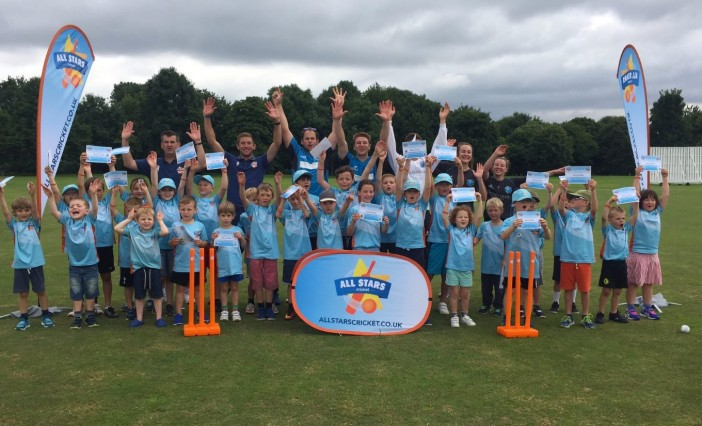 Sign up now for 2018 All Stars cricket
