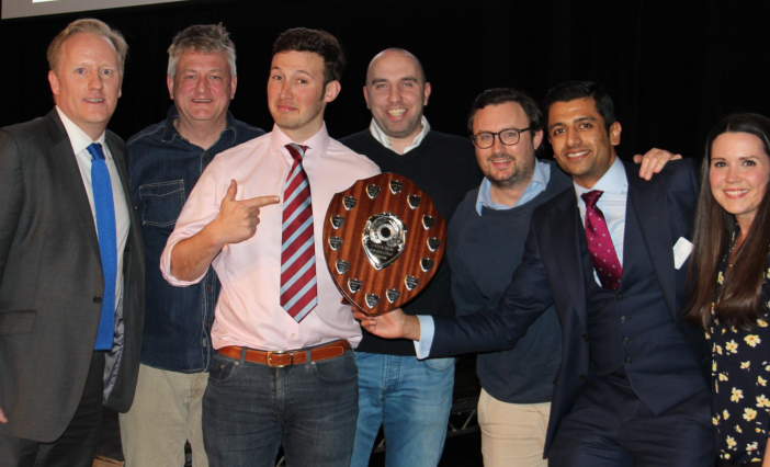 Swardeston team win Leathes Prior Challenge 2018