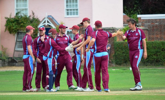 Swardeston through to national finals of Vitality Club Twenty20 competition