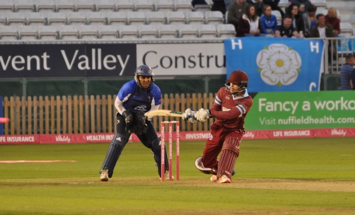 Photos from National T20 final against Hanging Heaton