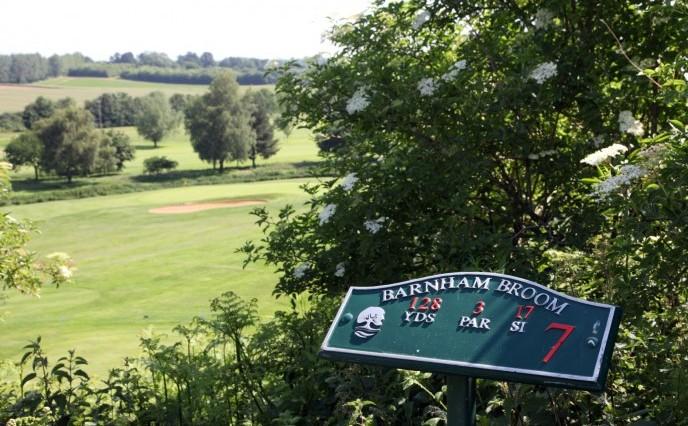 Swardeston to host golf day at Barnham Broom