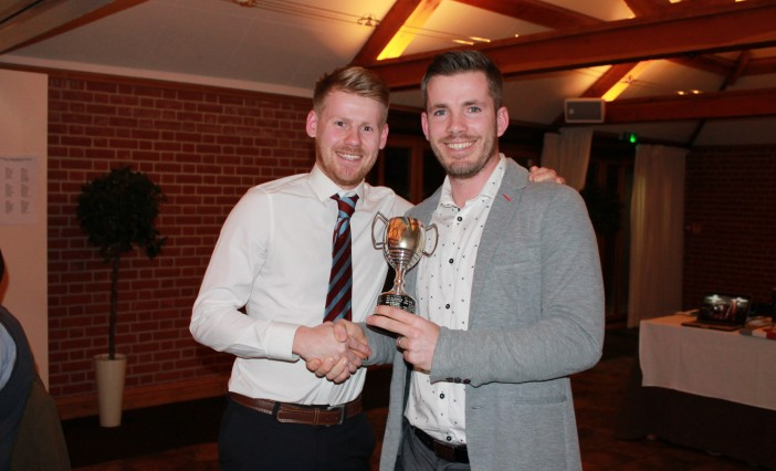 Jordy Taylor named 2018 Premier XI player of the year