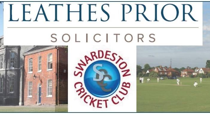 Leathes Prior to hold staff event at Swardeston CC