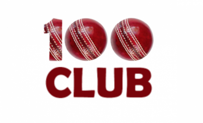 100 club winners for the 2019 season