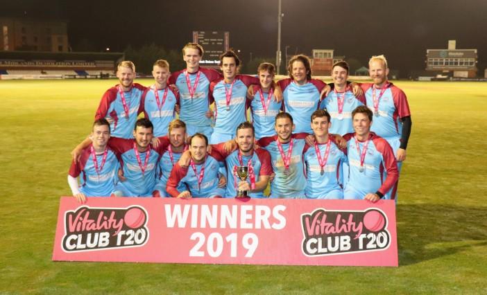 Swardeston kick off national Vitality Club Twenty20 defence