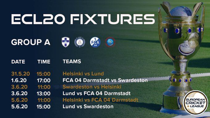 ECL20 group fixtures now published