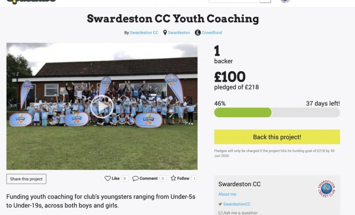 Help us in our crowdfunding project