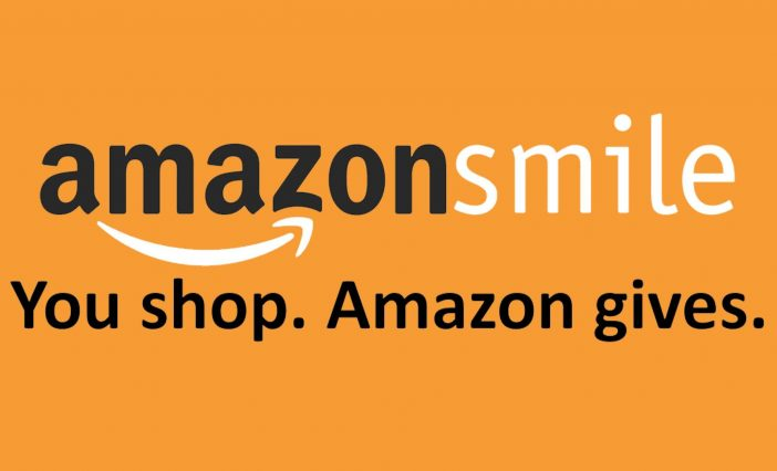 Back us when shopping with Amazon Smile