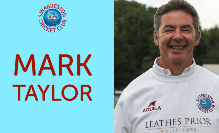 The First XI: Eleven questions with Mark Taylor
