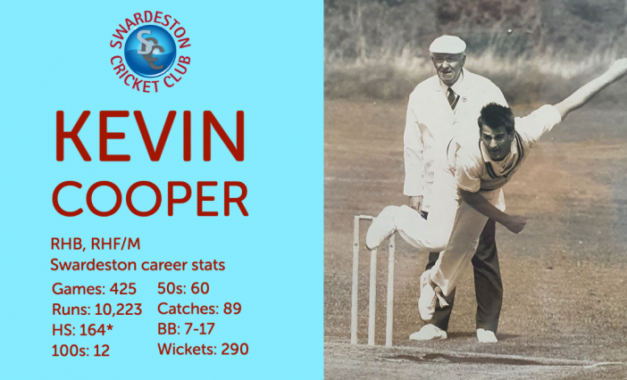 The First XI: Eleven questions with Kevin Cooper