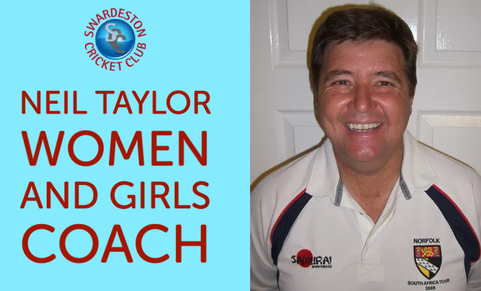 Neil Taylor named new Women and Girls coach