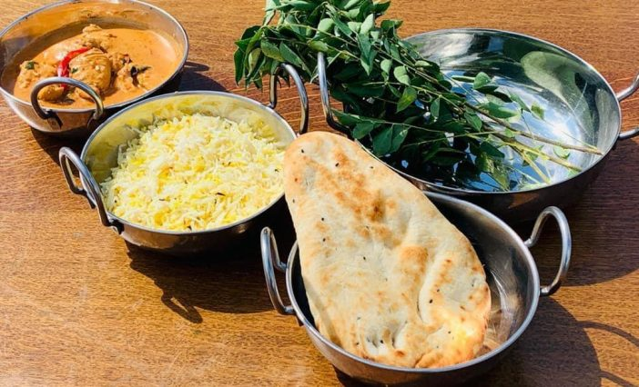 Homemade curries from Radu's Kitchen on menu for Burwell game