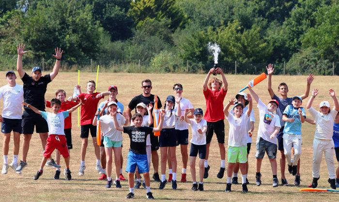 Joe Gatting Coaching summer cricket camps